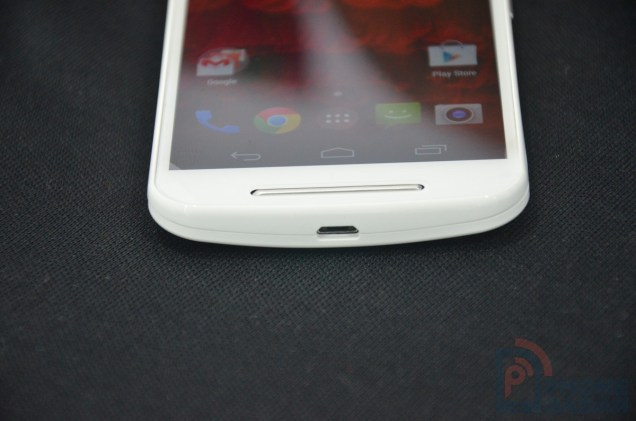 Motorola Moto G 2014 Bottom