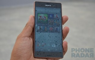 Sony Xperia Z3 Photo Front