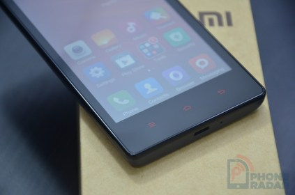 Xiaomi Redmi 1s Front Bottom