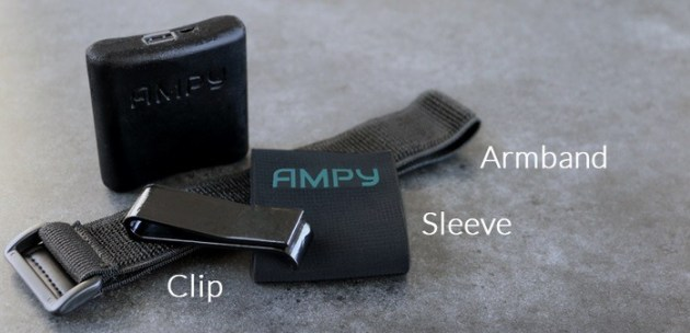 Ampy Motion Charger