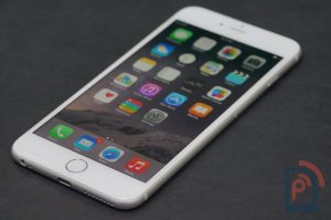 Apple iPhone 6 Plus Front