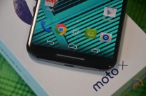 Moto X 2014 Front Bottom