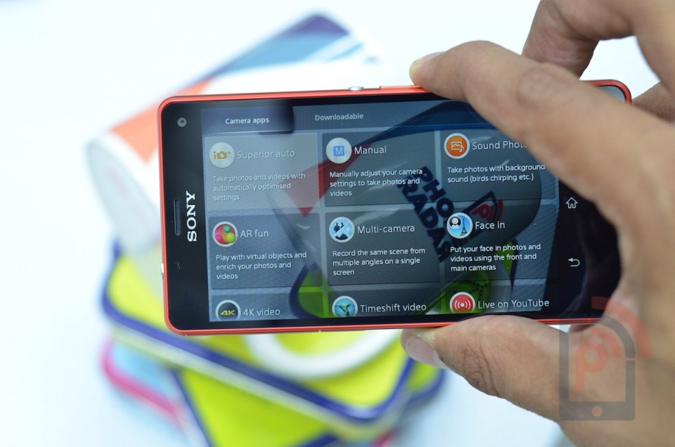 Sony Xperia Z3 Compact Camera Review