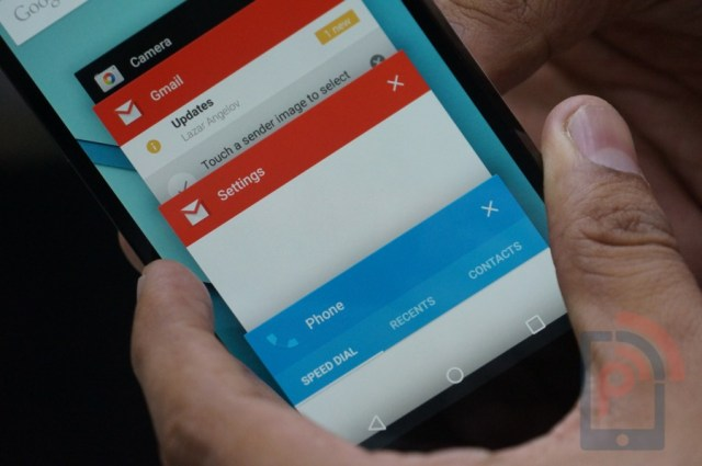 Android Lollipop Feature App Switcher