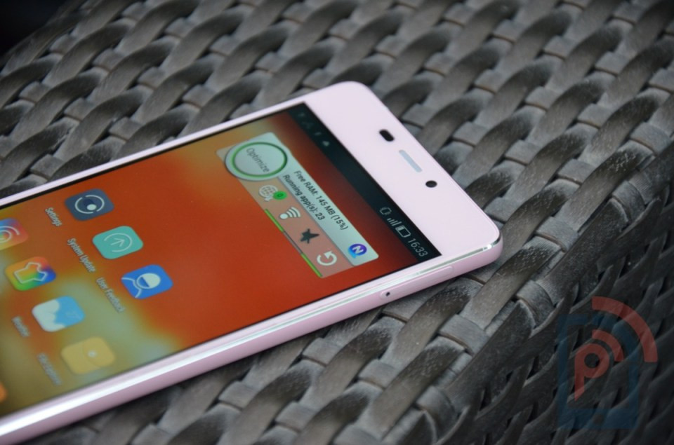 Gionee Elife S5.1 Side