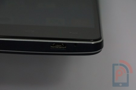 Gionee Marathon M3 Bottom