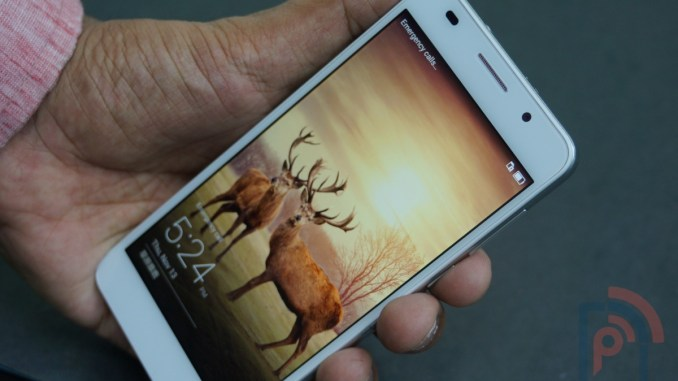 Huawei Honor 6 Hands-on
