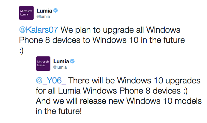 Lumia Windows 10 Update
