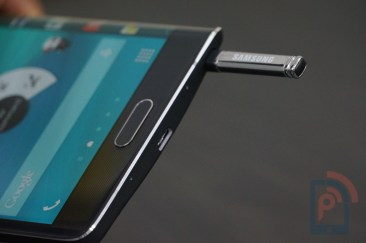 Samsung Galaxy Note Edge S Pen