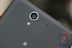 Sony Xperia C3 Rear Camera
