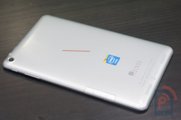 iBall WQ32 Windows Tablet Back