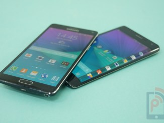 Galaxy Note 4 vs Note Edge Comparison