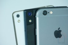 Gionee Elife S5.1 vs Elife S5.5 vs iPhone 6 Cameras
