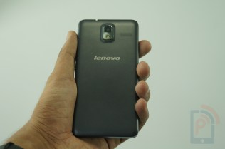 Lenovo S580 Hands-on Back