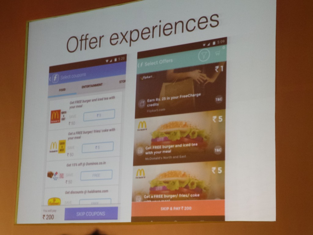 Offer Experinces