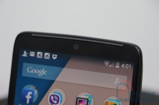Motorola Droid Turbo Front Top