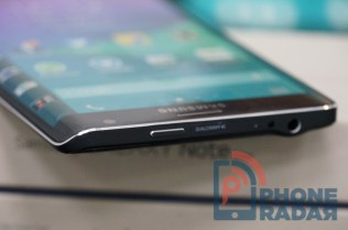 Samsung Galaxy Note Edge Top