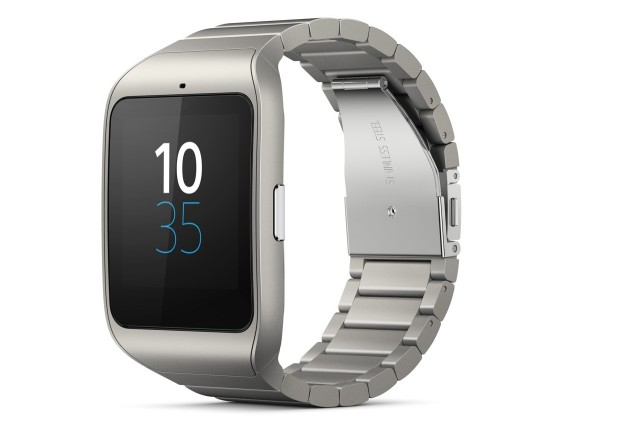 Sony SmartWatch 3 - Stainless Steel