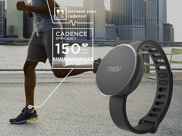 MOOV Wearable Fitness Band