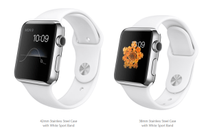 Apple Watch - 42mm and 38mm