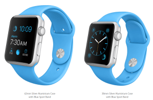 Apple Watch Sport - 42mm and 38mm