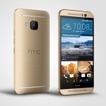 HTC One M9 Gold 1