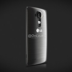 LG G4 Press Back