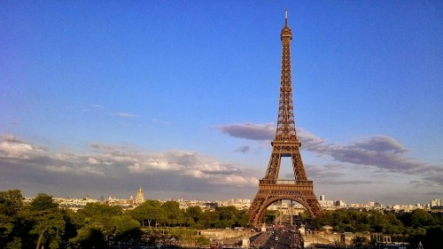 Eiffel Tower - Rule of Thirds