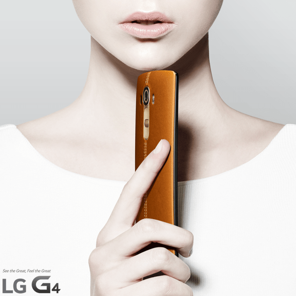 LG G4 Model Picture