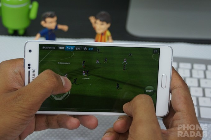 Samsung Galaxy A7 Gaming