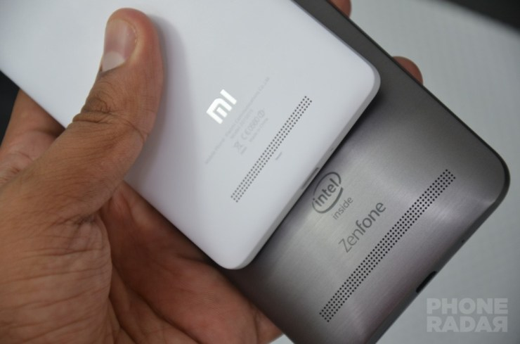 Xiaomi Mi 4i vs Asus ZenFone 2 Speakers