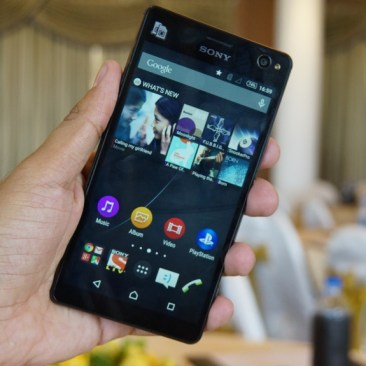 Sony Xperia C4 Hands-on