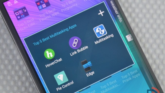 Top 5 Best Multitasking Apps