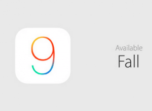 iOS 9 availability