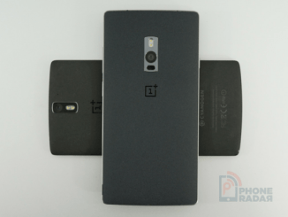 OnePlus One Two Phone Comparison
