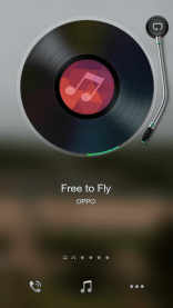Oppo Neo 5 - Home Screen 2