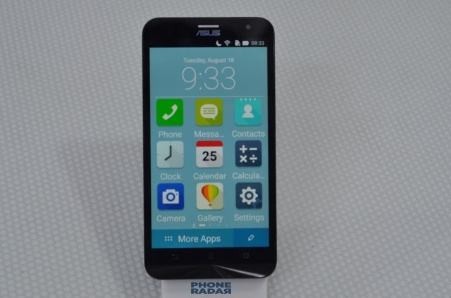 Asus Zenfone laser Easy mode