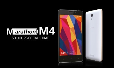 Gionee Marathon M4 Launched India
