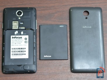 InFocus M550 3D - Battery
