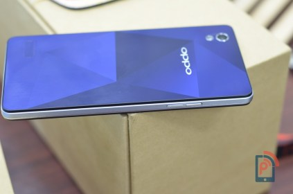 Oppo Mirror 5 - Left Edge