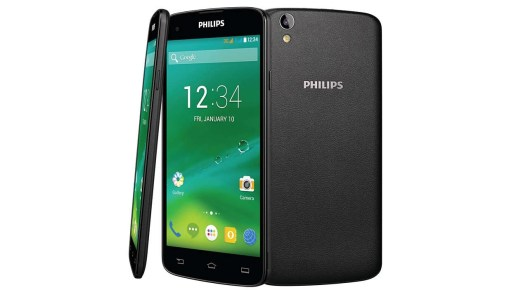 Philips Xenium I908 launched