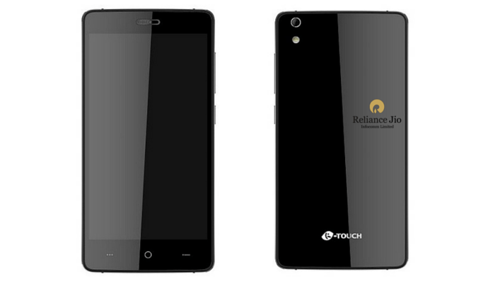 Reliance Jio K-Touch Smartphone