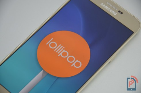 Samsung Galaxy A8 - Android Lollipop