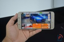 Samsung Galaxy A8 - Gaming
