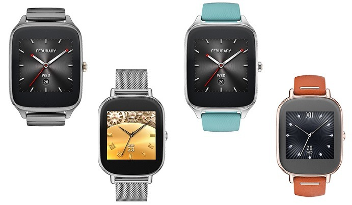 ASUS ZenWatch 2 - Featured