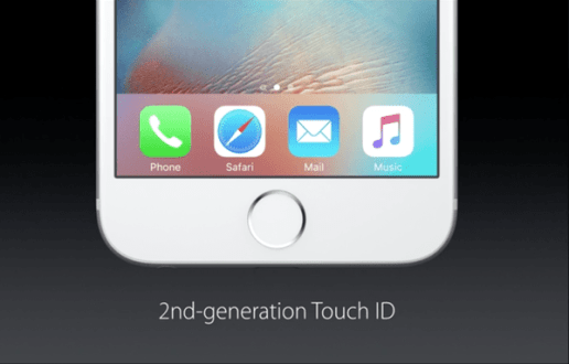 Apple iPhone 6S Touch ID