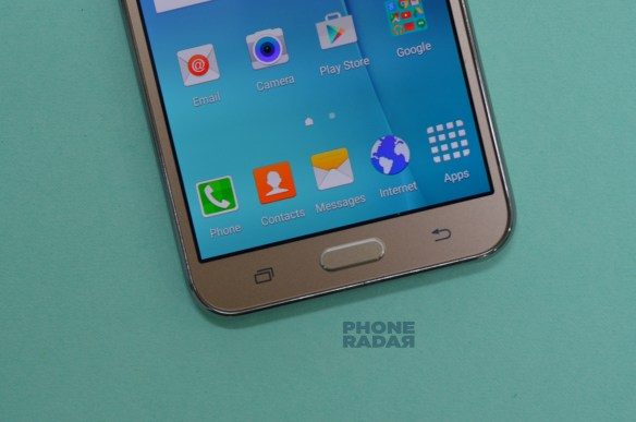 Samsung Galaxy J7 - Home Button
