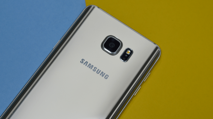 Samsung Galaxy Note 5 - Camera Review