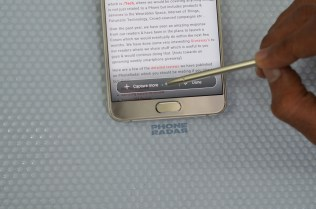 Samsung Galaxy Note 5 Scroll capture 3
