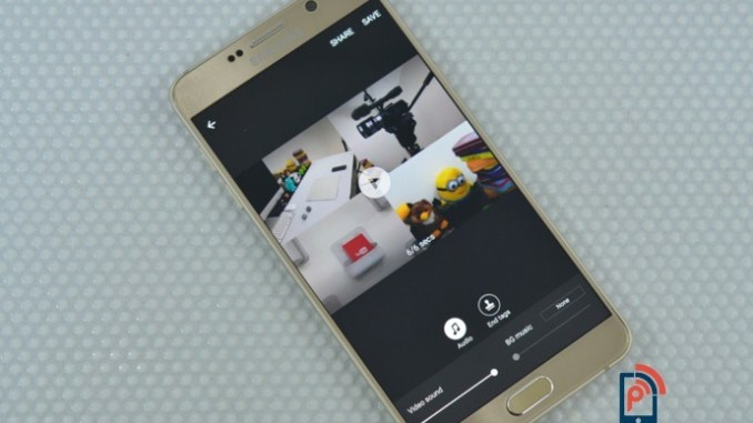 Samsung Galaxy Note 5 Video Collage featured image